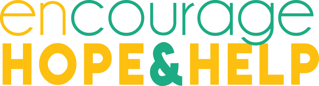 encourage hope & help logo