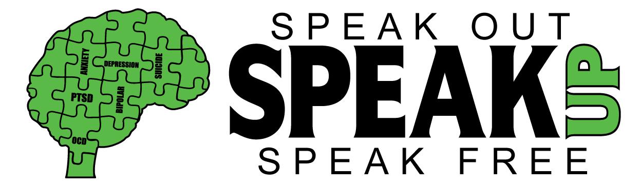 Speak Out Speak Up logo